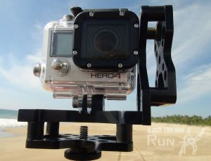 RUN fX with GOPRO HERO4 at the never ending beaches of Mexico