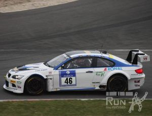 Team CoachRacing BMW M3 supported by IDEA VISION - RUN fX